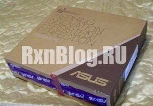 Коробка от Asus-K53SD