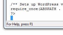 Пробел в RSS файлах