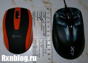 Мышь Кreolz wmkm21 и XL-760H