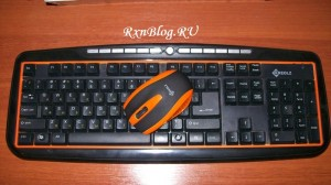 kreolz - беспроводная клавиатура
