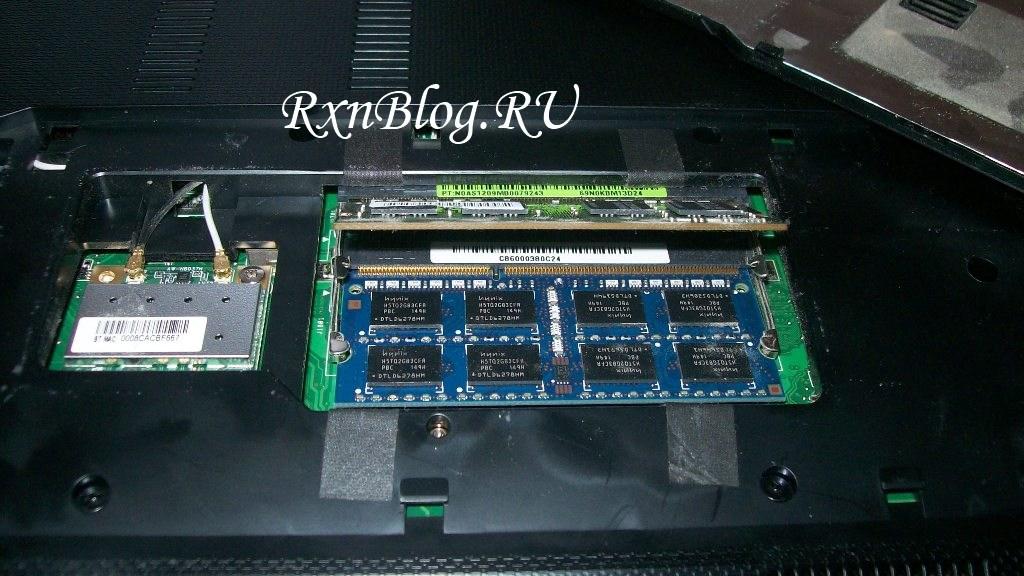 ASUS K53SV Можно ли расширить объем оперативной памяти до 16 gb