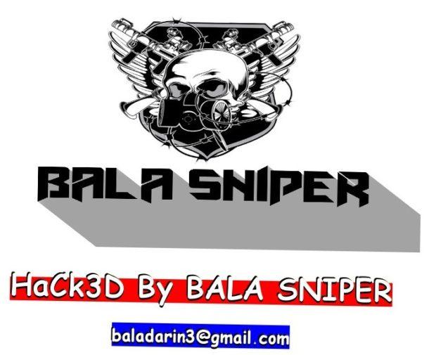 Кто он Bala Sniper?