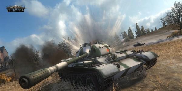 Японские танки в WOT