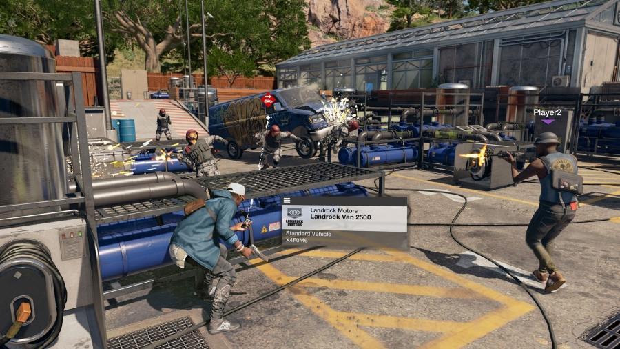 Watch Dogs 2: решение проблем с игрой, запуском, вылетами, черным экраном