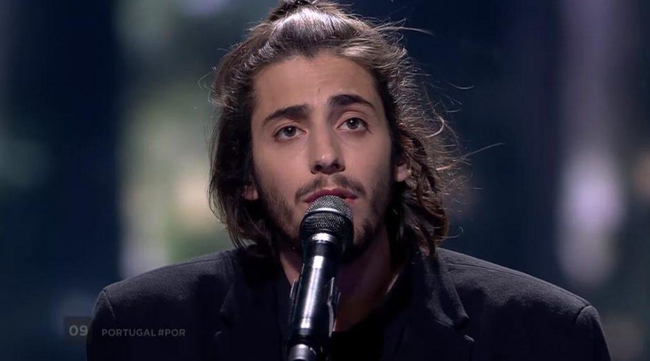 Сальвадор Собрал - победитель Евровидения 2017